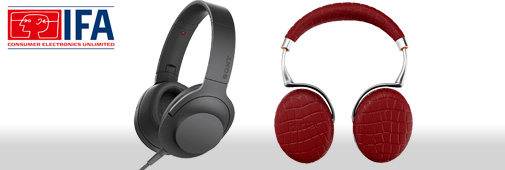 IFA 2015 Casques audio