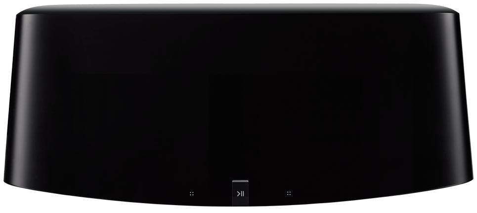 Les touches sensitives sont située sur le dessus du Sonos Play:5