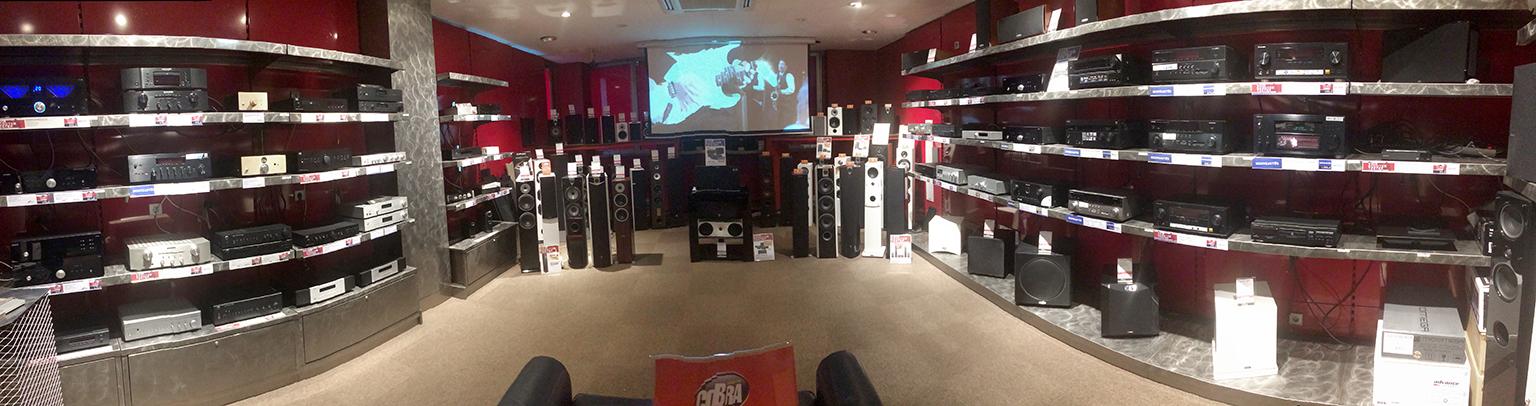 Espace Hi-Fi - Auditorium - Cobra Paris