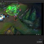 Page Visionnage Contenu Streaming Video (ozyria) - YouTube Gaming_1024