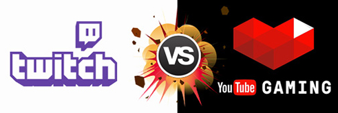 Twitch Vs YouTube Gaming