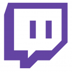 Twitch - logo détail
