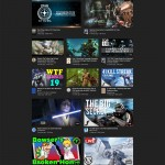 YouTube Gaming Page Accueil