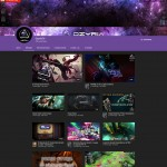 YouTube Gaming - Page Utilisateur (Ozyria