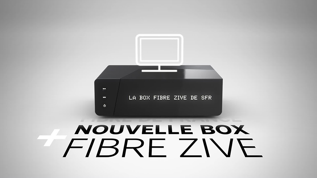 Box Fibre Zive by SFR