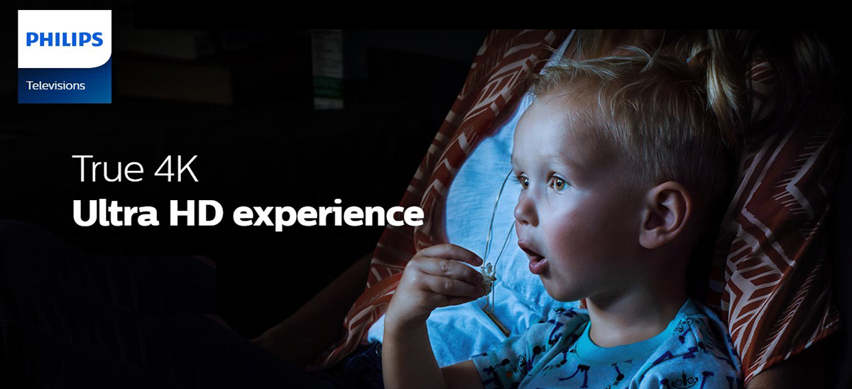 Philips True 4K Experience