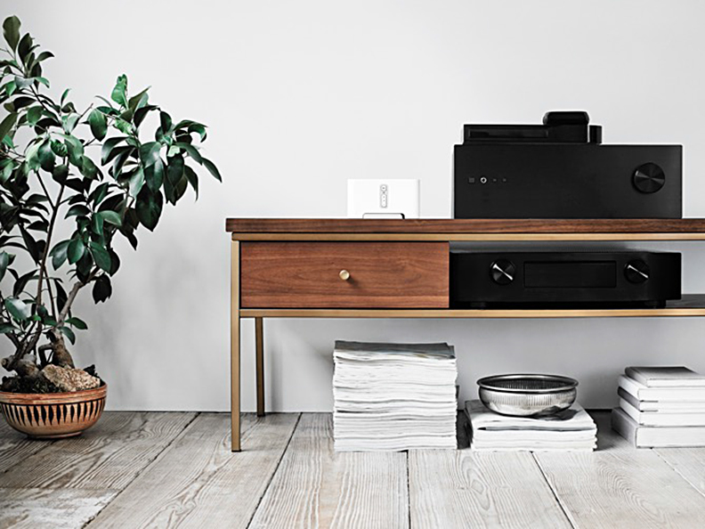 Sonos CONNECT (lifestyle : chevalet)