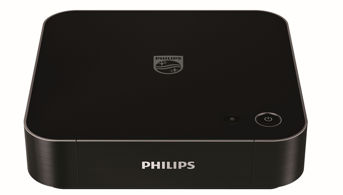 Lecteur Blu-ray UHD 4K Philips BDP7501