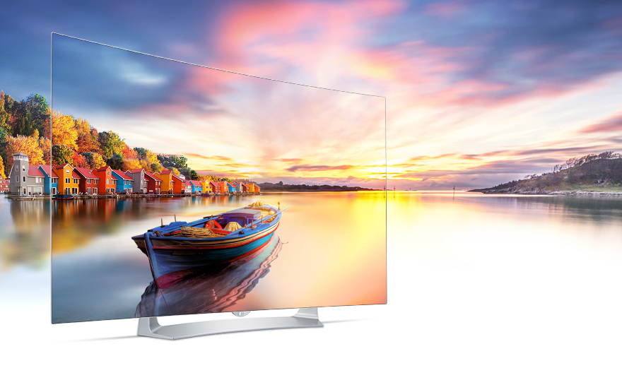 Tv OLED Full HD LG 55EG910v