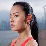 PLANTRONICS BackBeat Fit Lava feat Liya Wang