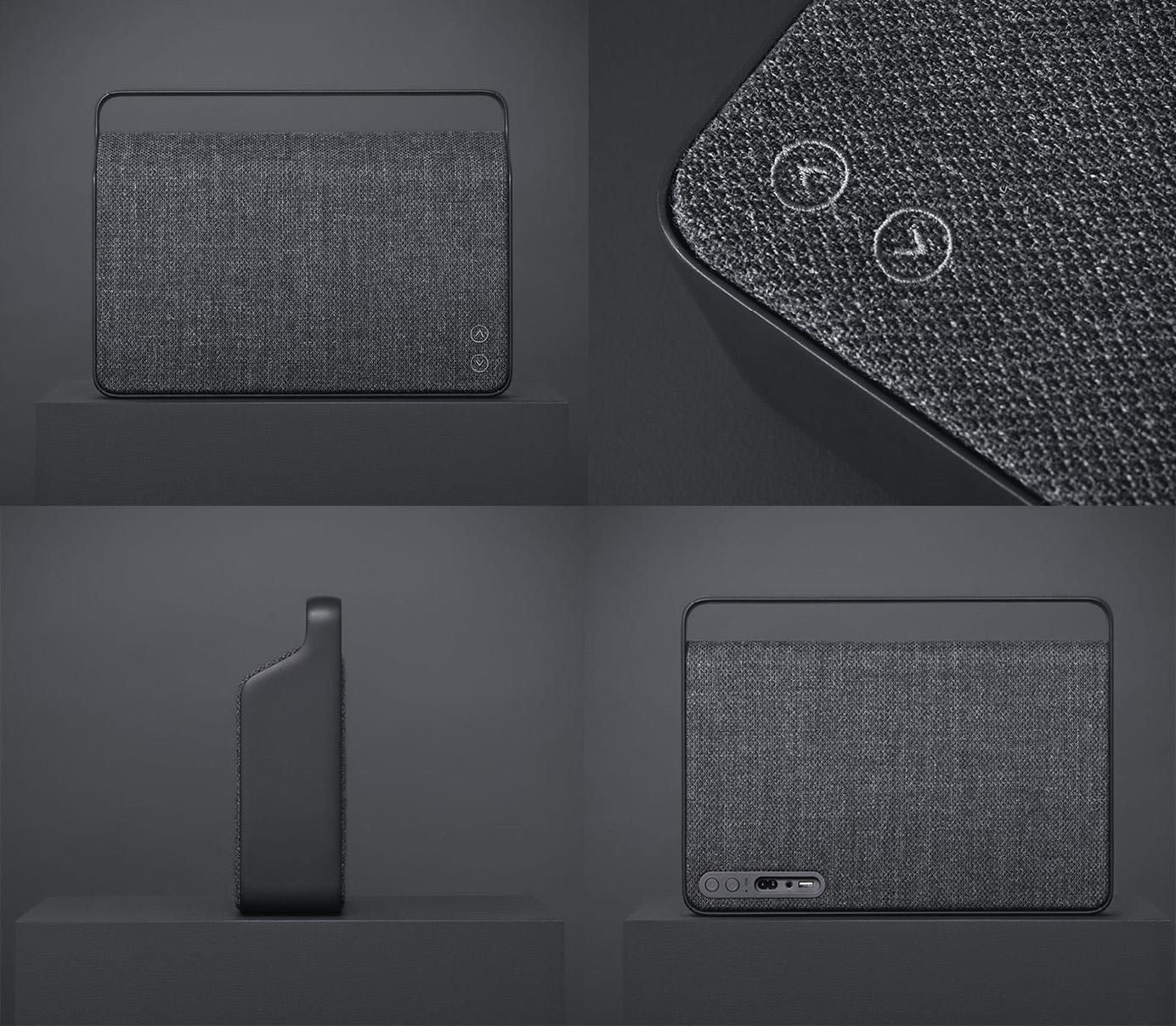 Enceinte sans fil Bluetooth® & Wi-Fi™ Vifa Copenhagen (Patchwork)