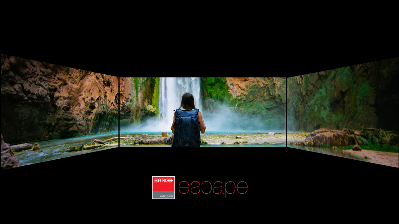 Move into Barco Escape