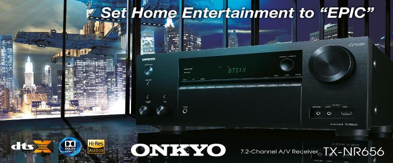 DTS X Onkyo