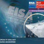 SAMSUNG UE-55KS9000 - EISA 2016 - 2017