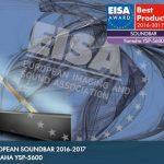 YAMAHA YSP-5600 - EISA 2016 - 2017