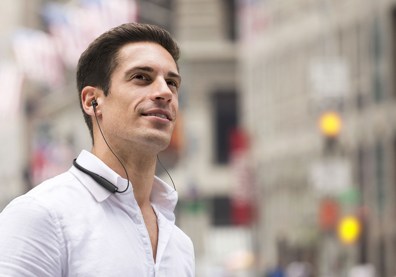 Casque intra-auriculaire sans fil Philips SHB5950 - IFA 2016