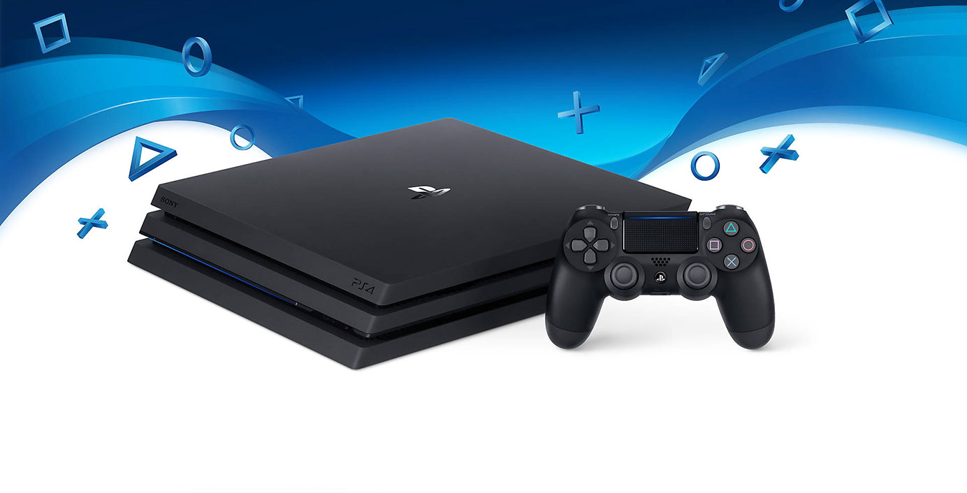 Nouvelle Sony PS4 Pro 4K HDR