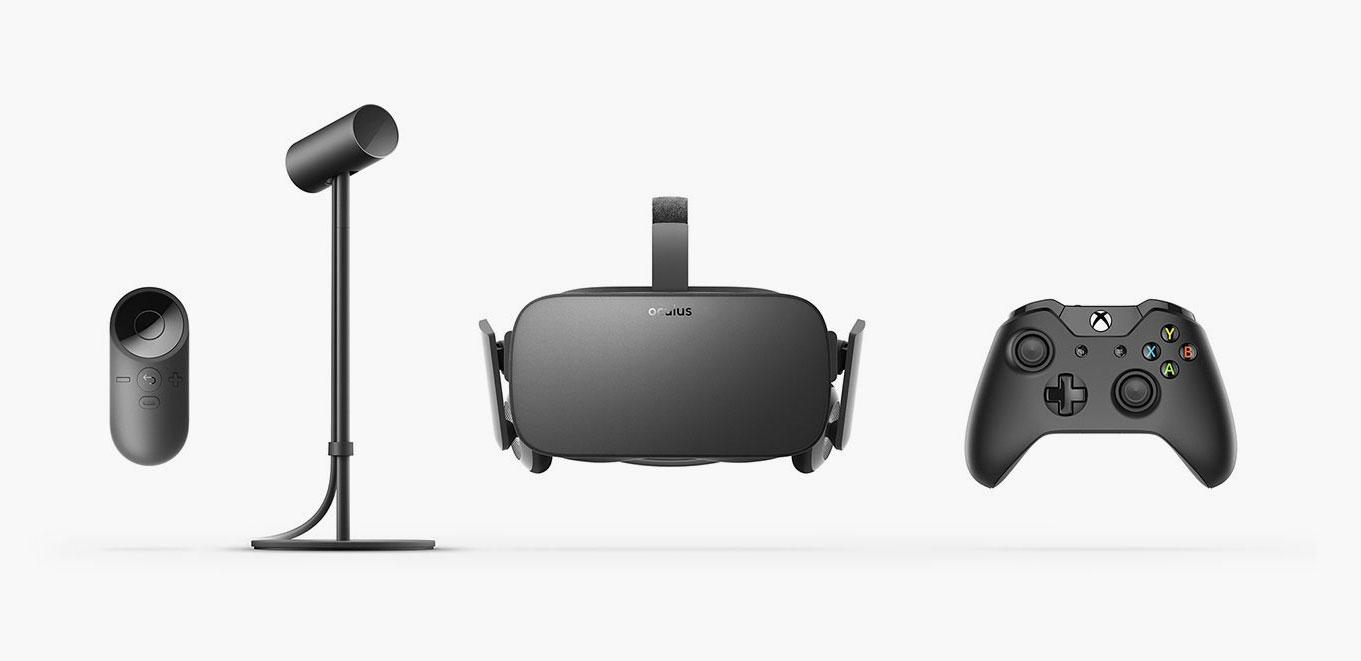 Oculus Rift - Casque de réalité virtuelle