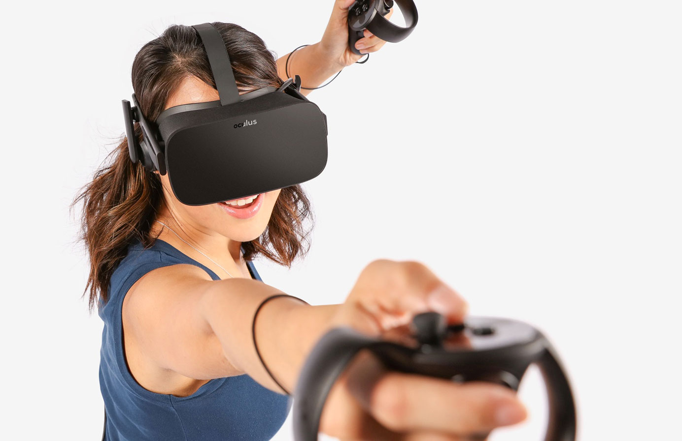 Oculus Rift avec Oculus Touch