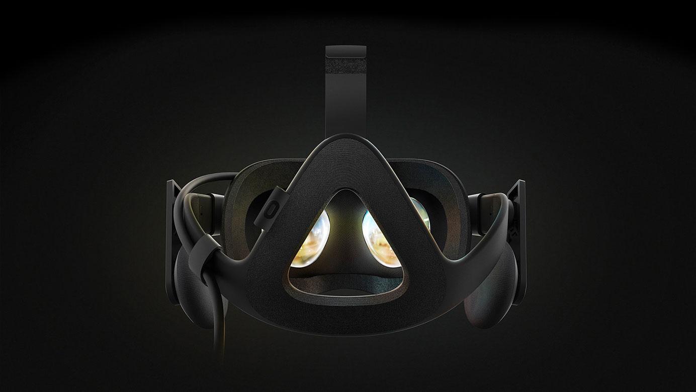 Oculus Rift - Casque VR