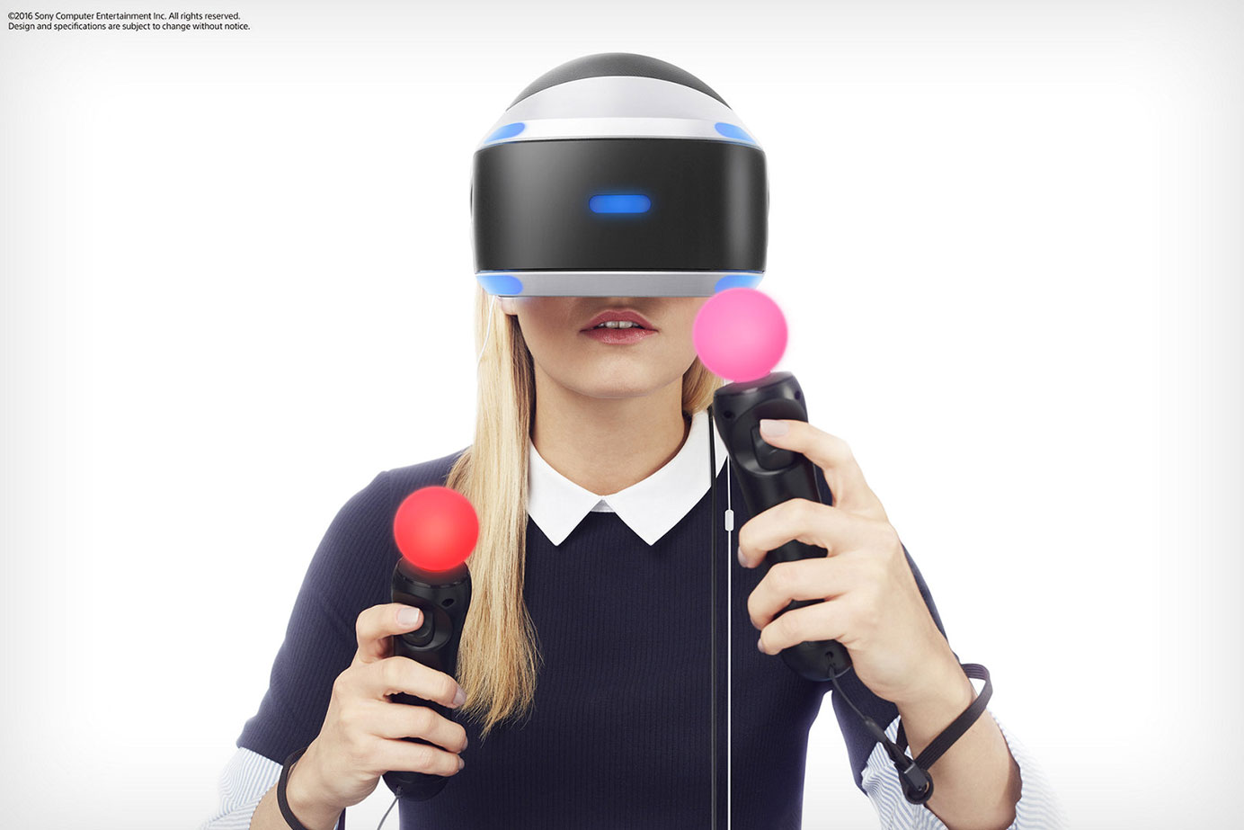 Playstation VT avec Playstation Move