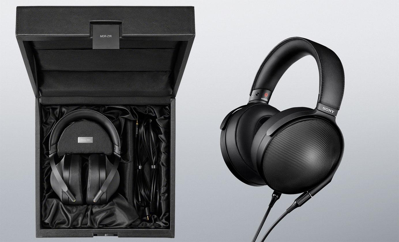 Sony Série Signature MDR-Z1R (étui)