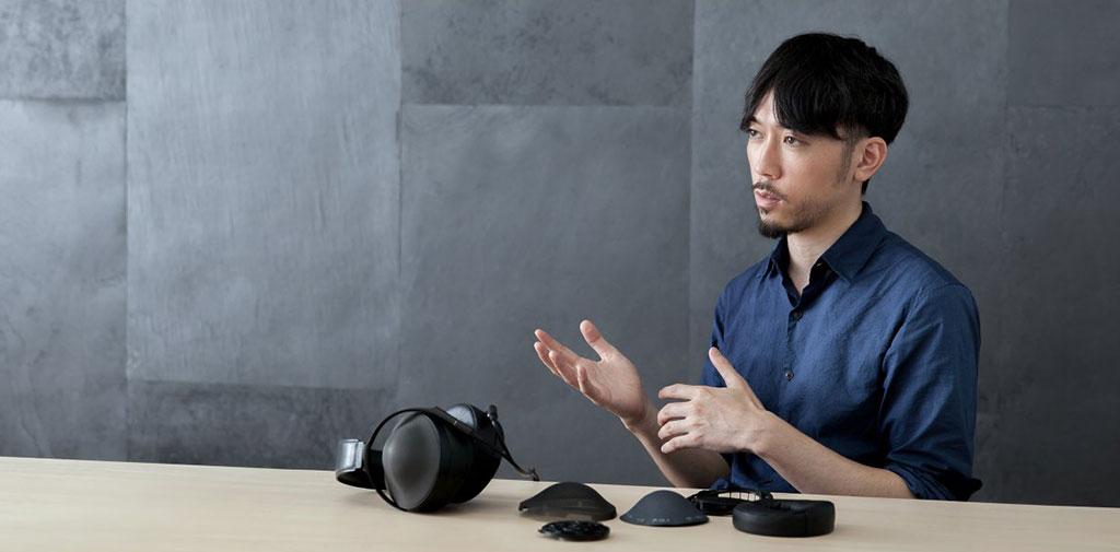 Sony Série Signature MDR-Z1R (Directeur artistique : Shogo Yashiro)