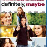 Cover Blu-ray : Definetely, maybe - Un jour peut-être (2008)