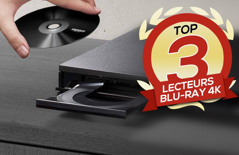 top 3 des meilleurs lecteurs ultra hd blu ray 4k blog cobra. Black Bedroom Furniture Sets. Home Design Ideas