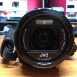 JVC GC-PX100 – Zoom optique x10