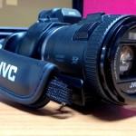 JVC GC-PX100 – Zoom dynamique x19