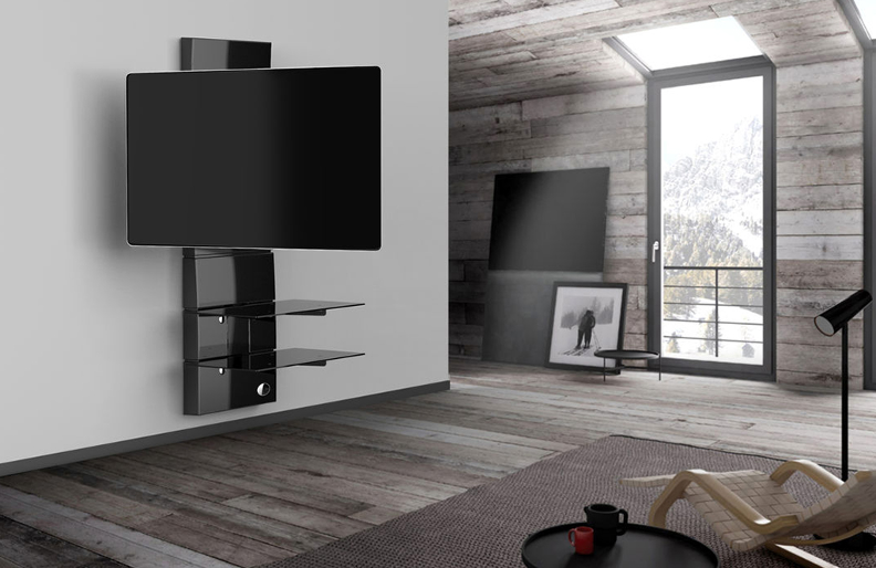 bien choisir son support tv blog cobra. Black Bedroom Furniture Sets. Home Design Ideas