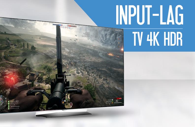 Input Lag : Quel TV Choisir à Noël Pour Jouer En 4K HDR