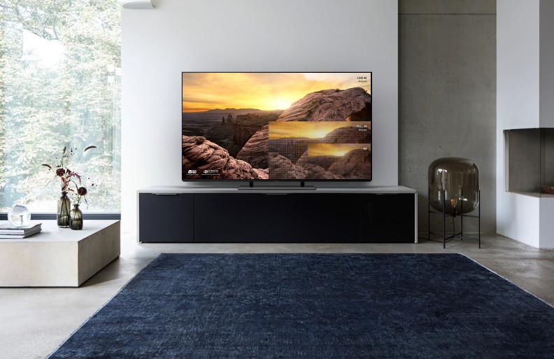 comment choisir la bonne taille d 39 cran tv ultra hd full hd blog cobra. Black Bedroom Furniture Sets. Home Design Ideas
