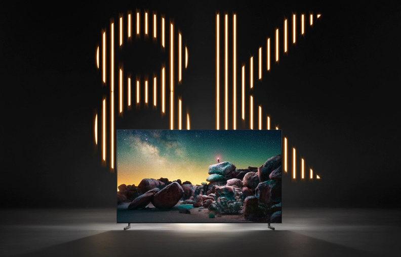 Pourquoi choisir un TV 8K en 2019 ?