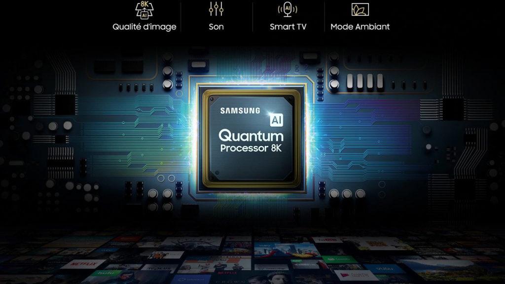 Le TV Samsung Q900R peut transformer tous vos contenus en 8K !