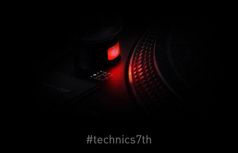 Une nouvelle Technics SL-1200 pour 2019