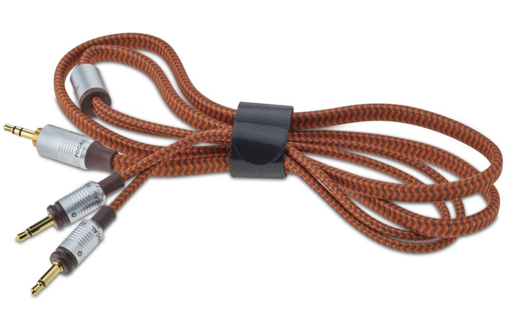 Câble asymétrique Mini-jack
