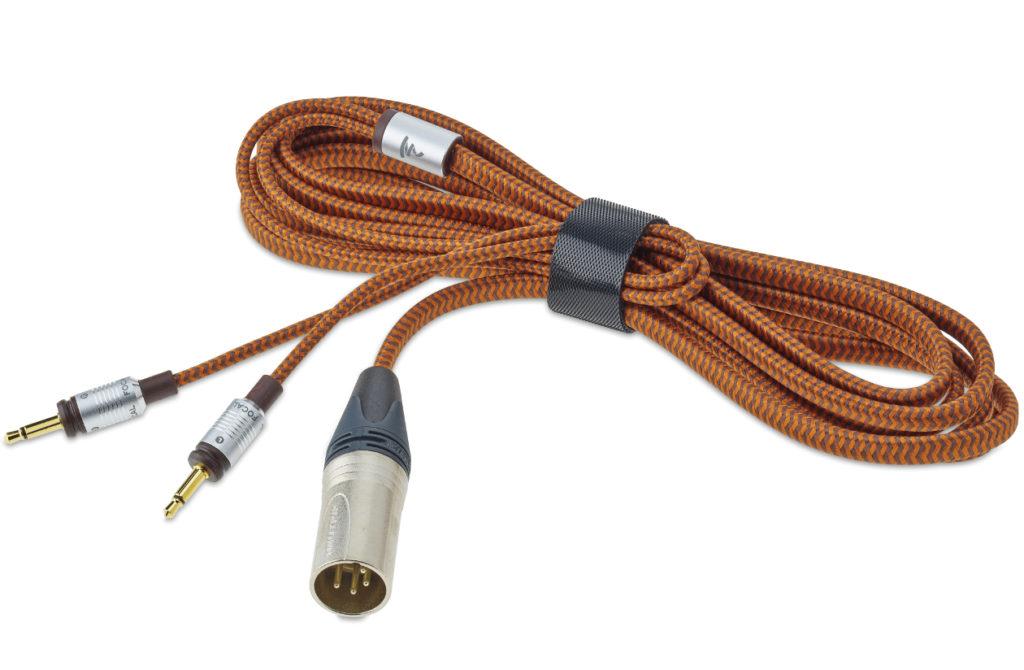 Câble symétrique XLR-4