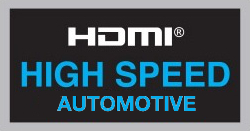 HDMI High Speed Automotive
