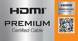 Premium HDMI High Speed
