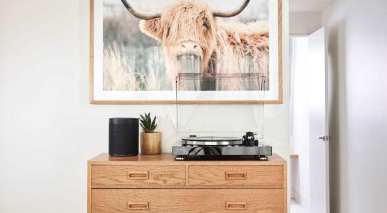 Diffusez le son de votre platine vinyle Yamaha MusicCast Vinyl 500 vers des enceintes sans fil MusicCast !