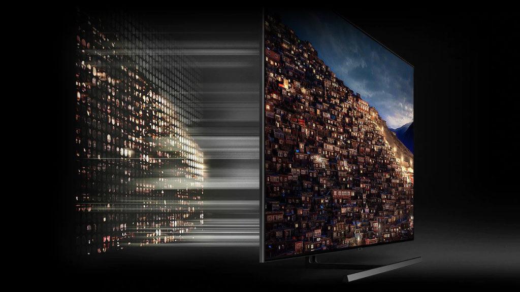 Rétro-éclairage Full LED pour les TV QLED 2019 Q70R, Q80R, Q85R et Q90R