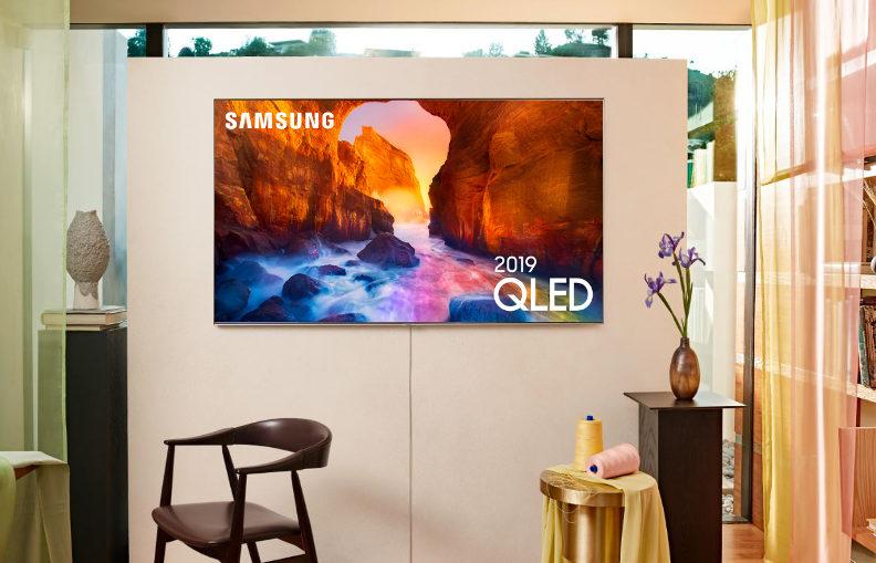 Découvrez les nouvelles gammes TV QLED 2019 de Samsung