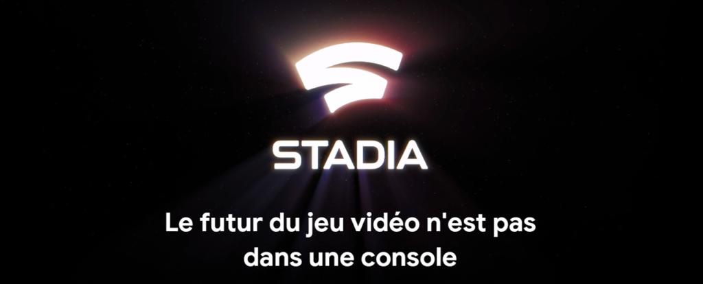 Google Stadia, la nouvelle manière de jouer aux jeux vidéo selon google !