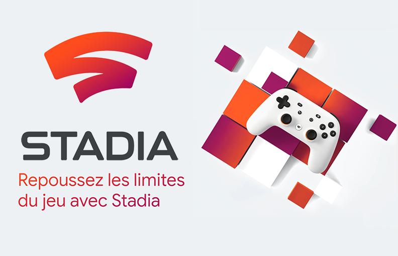 La nouvelle plateforme de Cloud Gaming : Google Stadia