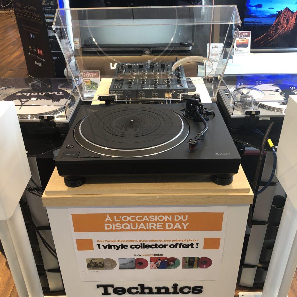 Technics SL-1500C