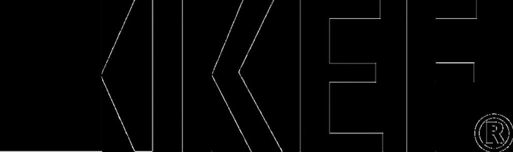 Logo du producteur HiFi KEF.