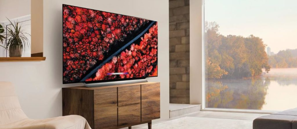 TV OLED LG 2019 série C9