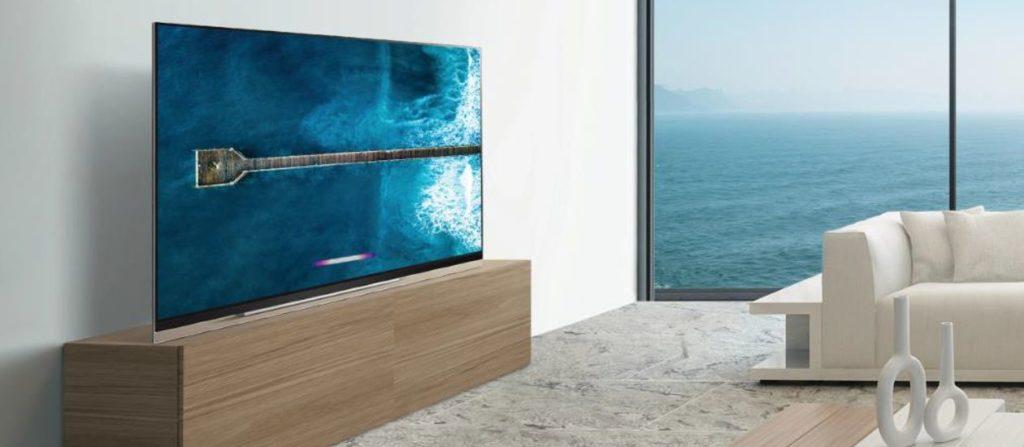 TV OLED LG 2019 série E9